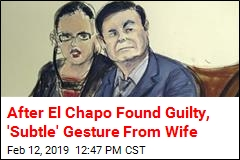 Drug Lord El Chapo Found Guilty