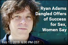 Women Accuse Singer-Songwriter Ryan Adams