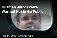 Guzman Jurors Were Warned Not to Go Public