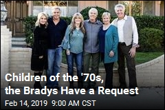 Brady Bunch Cast Has Request for Fans