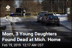 Woman, 3 Kids Found Dead at Michigan Home