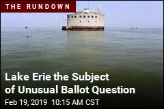 Lake Erie the Subject of Unusual Ballot Question