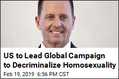 US to Lead Global Campaign to Decriminalize Homosexuality