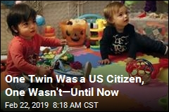 One Twin Was a US Citizen, One Wasn't. A Judge Just Changed That