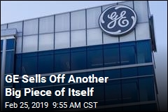 GE Sells Off Another Big Piece of Itself