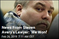 News From Steven Avery's Lawyer: 'We Won!'