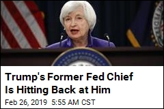 Trump Doesn't Understand the Fed, Former Chair Says