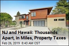 10 States With Highest, Lowest Property Taxes
