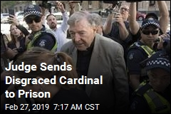 Disgraced Cardinal Spends First Night in Prison