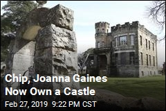 Chip, Joanna Gaines Now Own a Castle