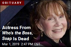 Katherine Helmond of Who's the Boss, Soap Is Dead