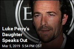 Luke Perry's Daughter Speaks Out