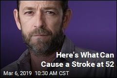 How You Can Die of a Stroke at 52