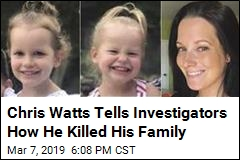 Watts Describes Killings, Says Daughter Pleaded, 'Daddy, No!'