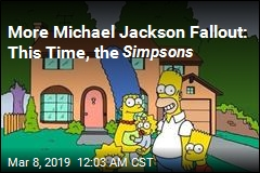Simpsons Is Pulling Michael Jackson Episode