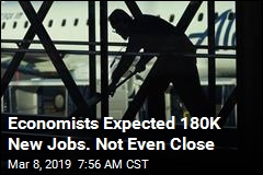 February's New Job Count: Just 20K