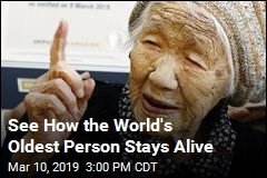 Meet the World's Oldest Person