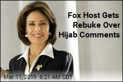 Fox Host Rebuked for Remarks on Rep. Omar's Hijab