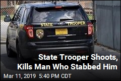 First, a Call on Slashed Tires. Then, an Attack on a Trooper
