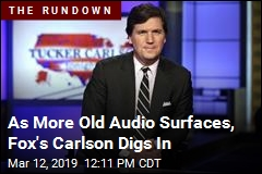 Tucker Carlson Digs In as More Old Audio Surfaces