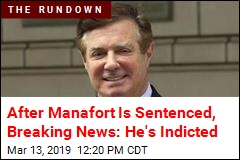 Manafort Asks for Mercy, and Judge Gives Him a Little