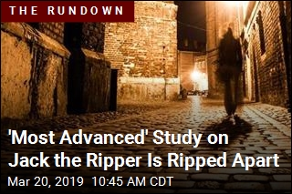 'Most Advanced' Study on Jack the Ripper Is Ripped Apart