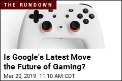 Is Google's Latest Move the Future of Gaming?