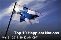 Top 10 Happiest Nations