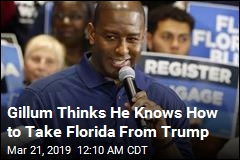 Gillum Launches Effort to Defeat Trump in Florida
