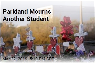 Parkland Mourns Another Student