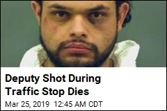 Deputy Shot During Traffic Stop Dies