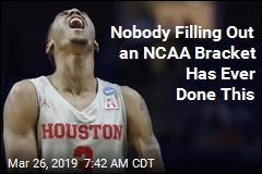 Nobody Filling Out an NCAA Bracket Has Ever Done This
