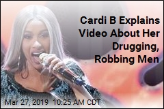 Cardi B Explains Controversial Video From 3 Years Ago