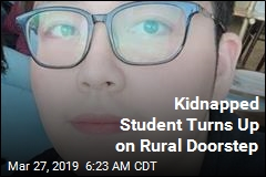 Kidnapped Student Turns Up on Rural Doorstep