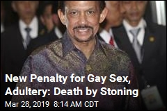 New Penalty for Gay Sex, Adultery: Death by Stoning