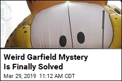French Farmer Helps Solve a Garfield Mystery