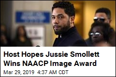 Host Hopes Jussie Smollett Wins NAACP Image Award