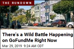 There's a Wild Battle Happening on GoFundMe Right Now