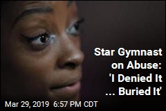 Simone Biles: My Story Can Help Younger Girls