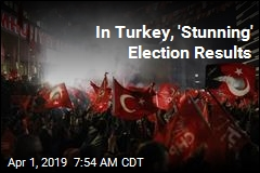 In Turkey, 'Stunning' Election Results