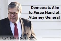 Democrats Aim to Force Hand of Attorney General