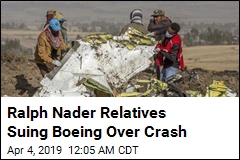 Ethiopian Airlines Crash Killed a Ralph Nader Relative