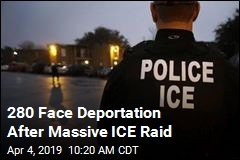 ICE Nabs 280 in Largest Workplace Raid in a Decade