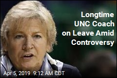 Longtime UNC Coach on Leave Amid Controversy