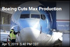 Boeing Cuts Max Production