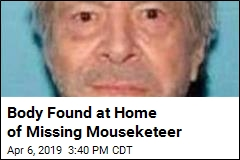 Body Found at Home of Missing Mouseketeer