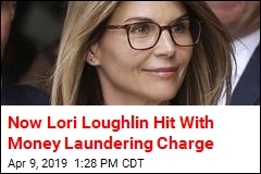 Now Lori Loughlin Hit With Money Laundering Charge