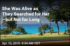 She Was Alive as They Searched for Her —but Not for Long