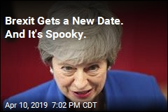 Brexit Gets a New Date. And It's Spooky.