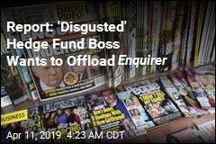For Sale: National Enquirer